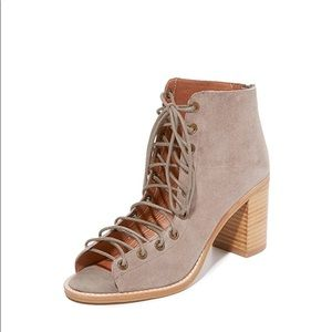 Jeffery Campbell Lace Up Heels